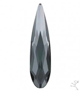 Swarovski kristalai Silver Night (10 vnt.)