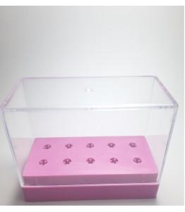 Frezos antgalių dėžutė