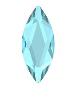 Swarovski kristalai Sapphire (10 vnt.)