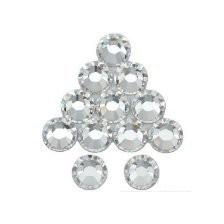 Swarovski kristalai clear SS 5