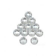 Swarovski kristalai clear SS 4